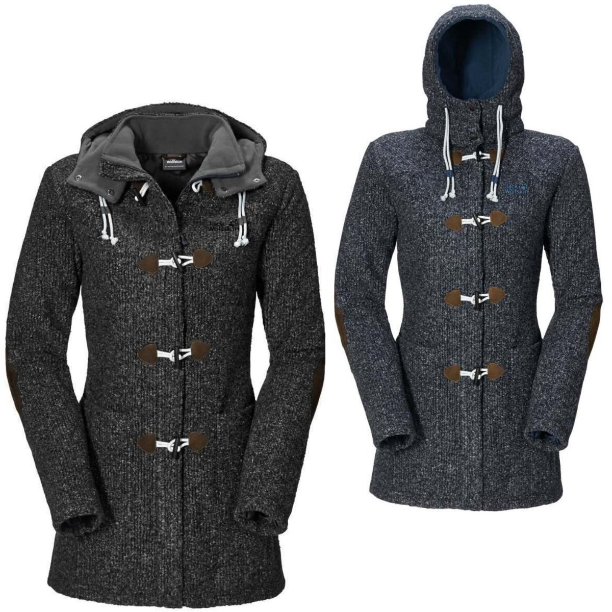 jack wolfskin milton coat damen mantel jacke wintermantel outdoor diverse farben ebay. Black Bedroom Furniture Sets. Home Design Ideas