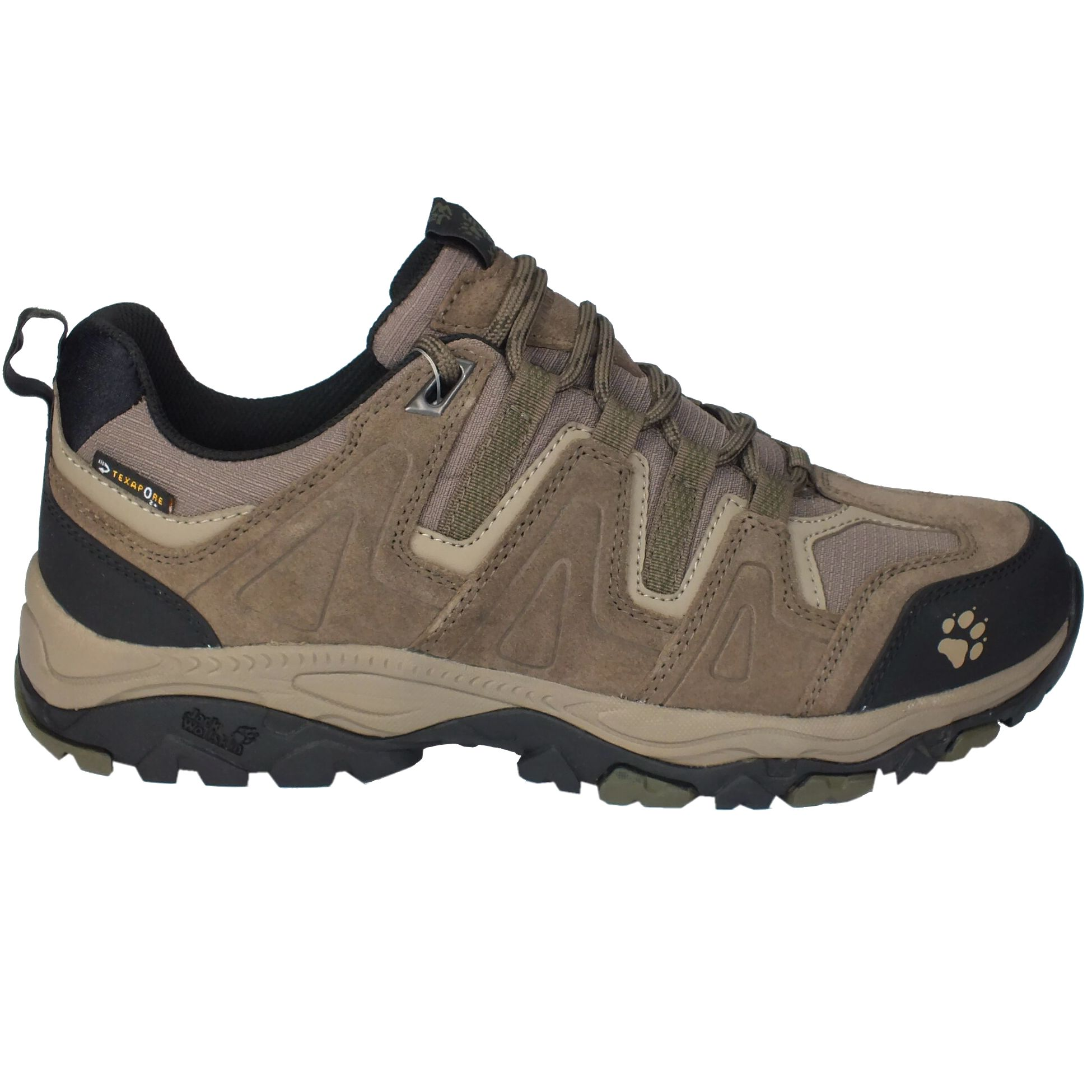 jack wolfskin mountain attack texapore schuhe wanderschuhe trekkingschuhe herren ebay. Black Bedroom Furniture Sets. Home Design Ideas