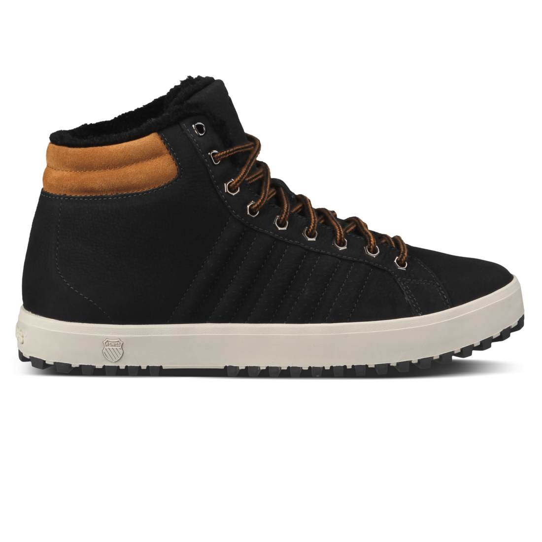 k swiss adcourt 39 72 boot schuhe winterschuhe sneaker winter gef ttert herren 41 ebay. Black Bedroom Furniture Sets. Home Design Ideas
