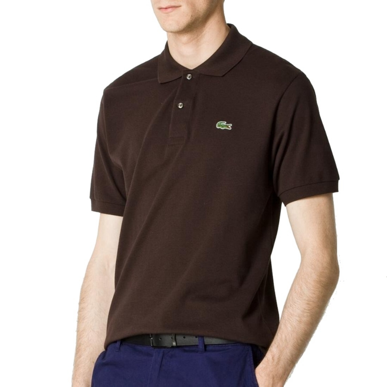 lacoste original polo shirt herren kurzarm diverse. Black Bedroom Furniture Sets. Home Design Ideas