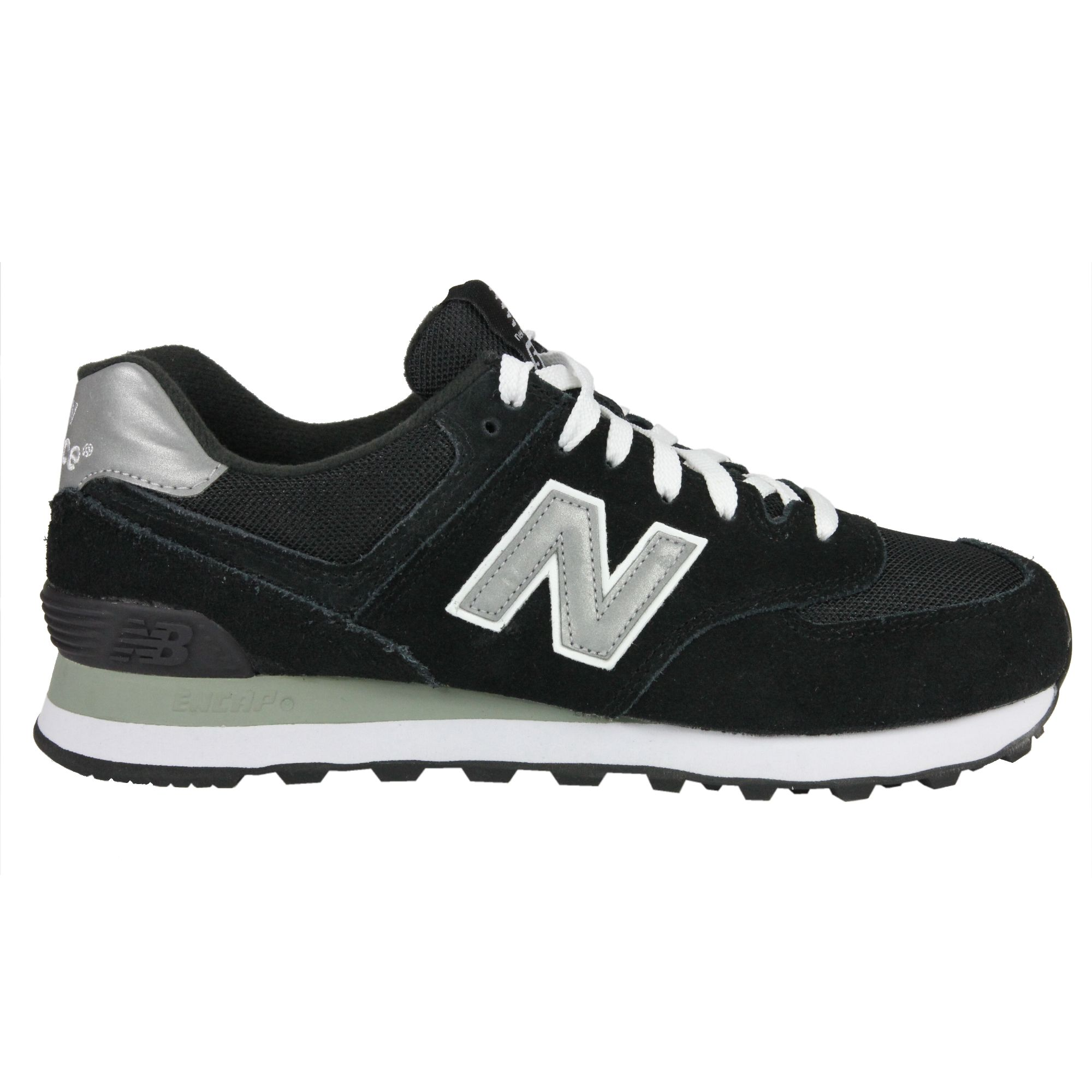 new balance m574 gs nn nk schuhe sneaker herren damen grau blau schwarz ebay. Black Bedroom Furniture Sets. Home Design Ideas