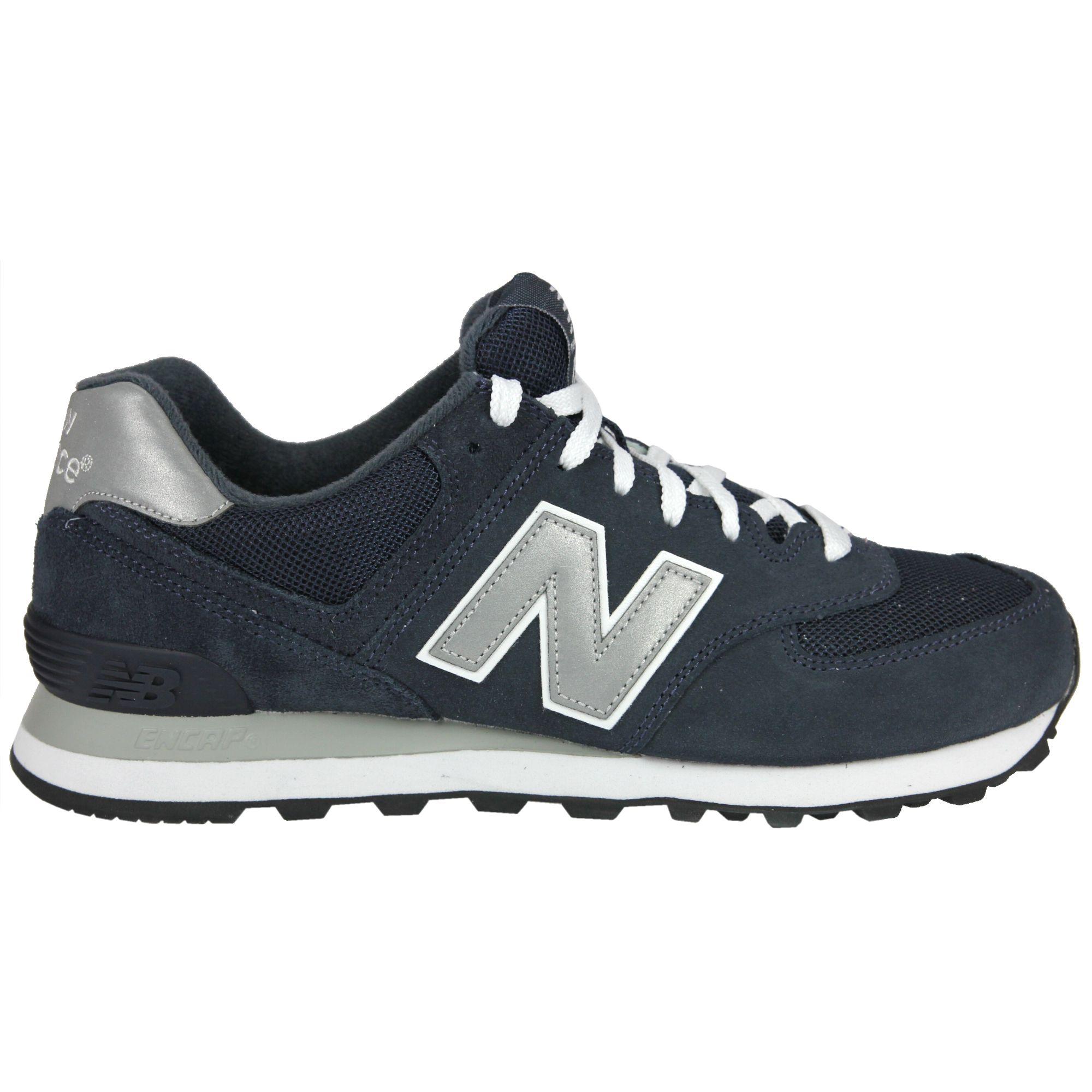 new balance m574 gs nn nk schuhe sneaker herren damen grau. Black Bedroom Furniture Sets. Home Design Ideas