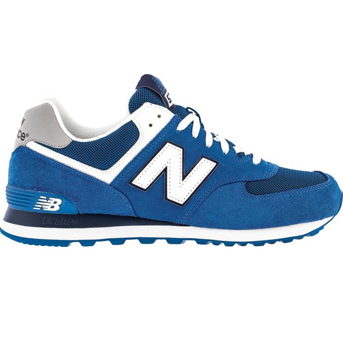New-Balance-ML-574-Wildleder-Schuhe-Sneaker-Herren-VGN-CPY-NYW-KRW-UR-CPR-VDN