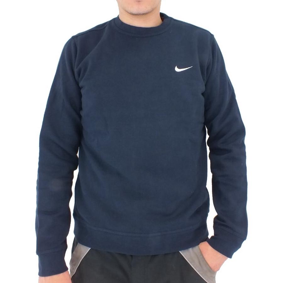 nike club crew pullover herren sweatshirt freizeitpullover diverse farben ebay. Black Bedroom Furniture Sets. Home Design Ideas