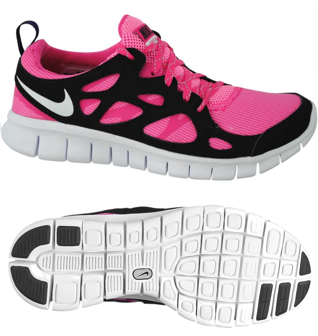 nike free run 2 le gs turnschuhe laufschuhe sportschuhe. Black Bedroom Furniture Sets. Home Design Ideas
