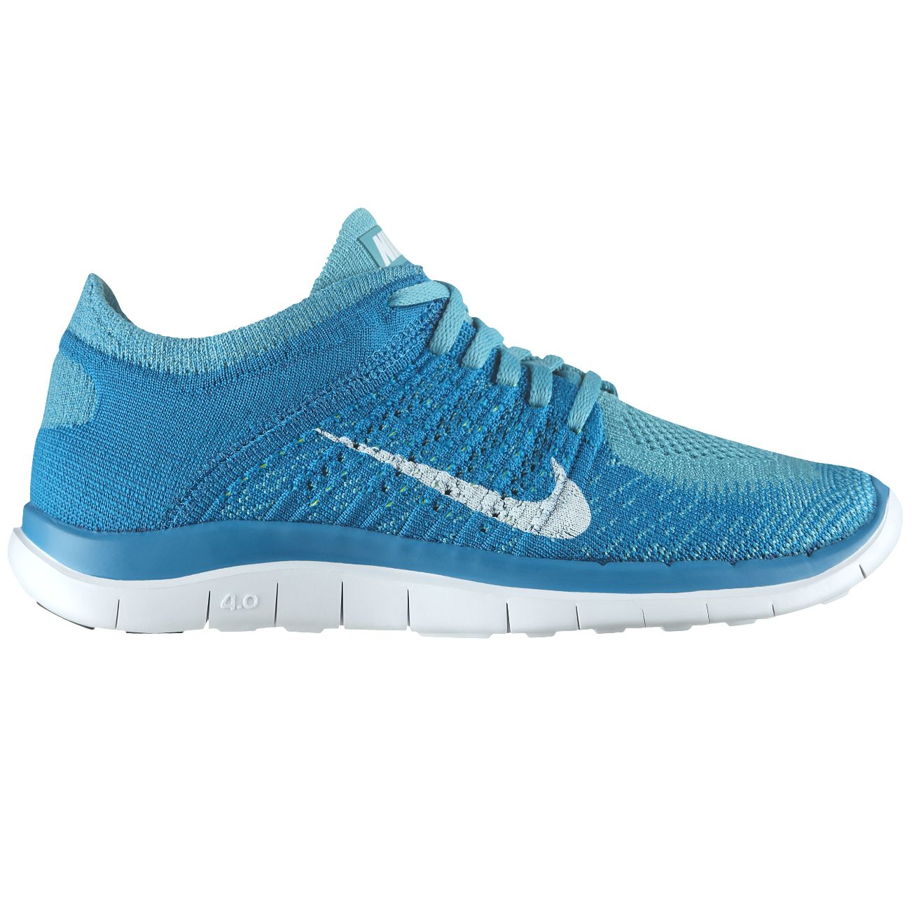nike free 4 0 flyknit damen schuhe laufschuhe. Black Bedroom Furniture Sets. Home Design Ideas