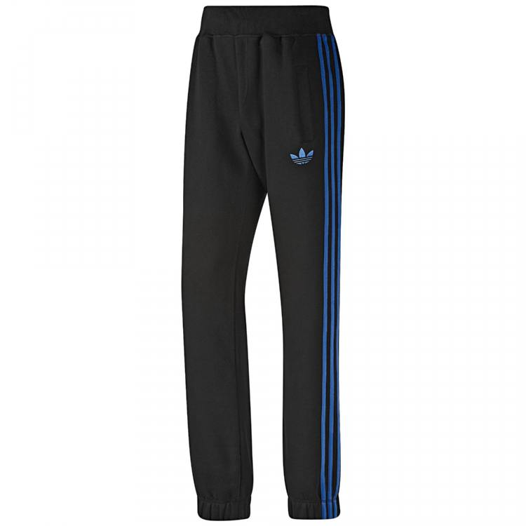 adidas jogging hose herren schwarz baumwolle m fleece jogginghose ebay. Black Bedroom Furniture Sets. Home Design Ideas