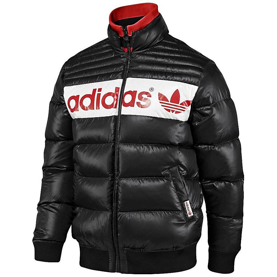 adidas originals firebird down jacket men 39 s down jacket. Black Bedroom Furniture Sets. Home Design Ideas