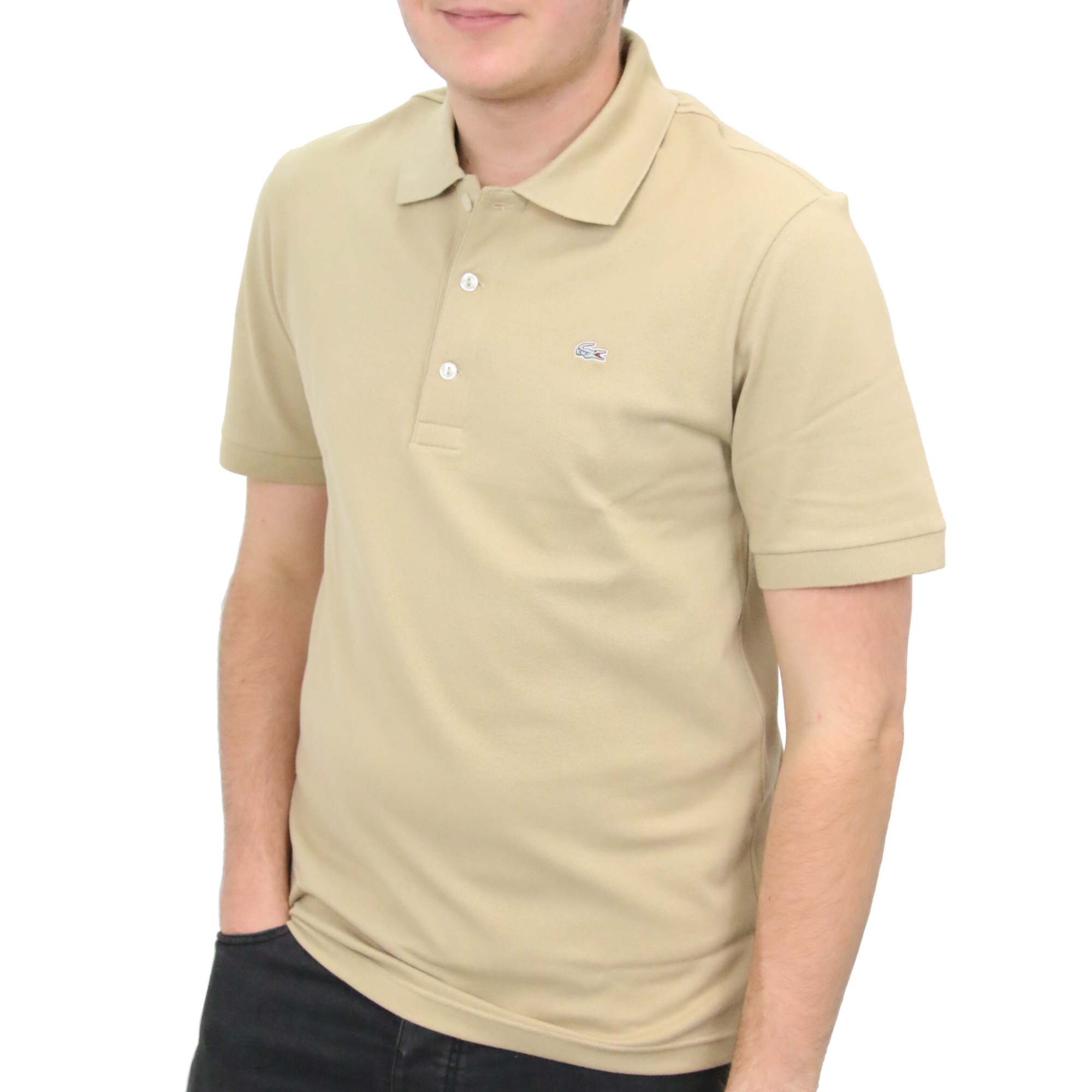 Get Lacoste slim fit polo in petit piqué on our e-shop. Perfectly fitted for urban men, the slim fit is a must-have in your ward-robe LIFE IS A BEAUTIFUL SPORT.