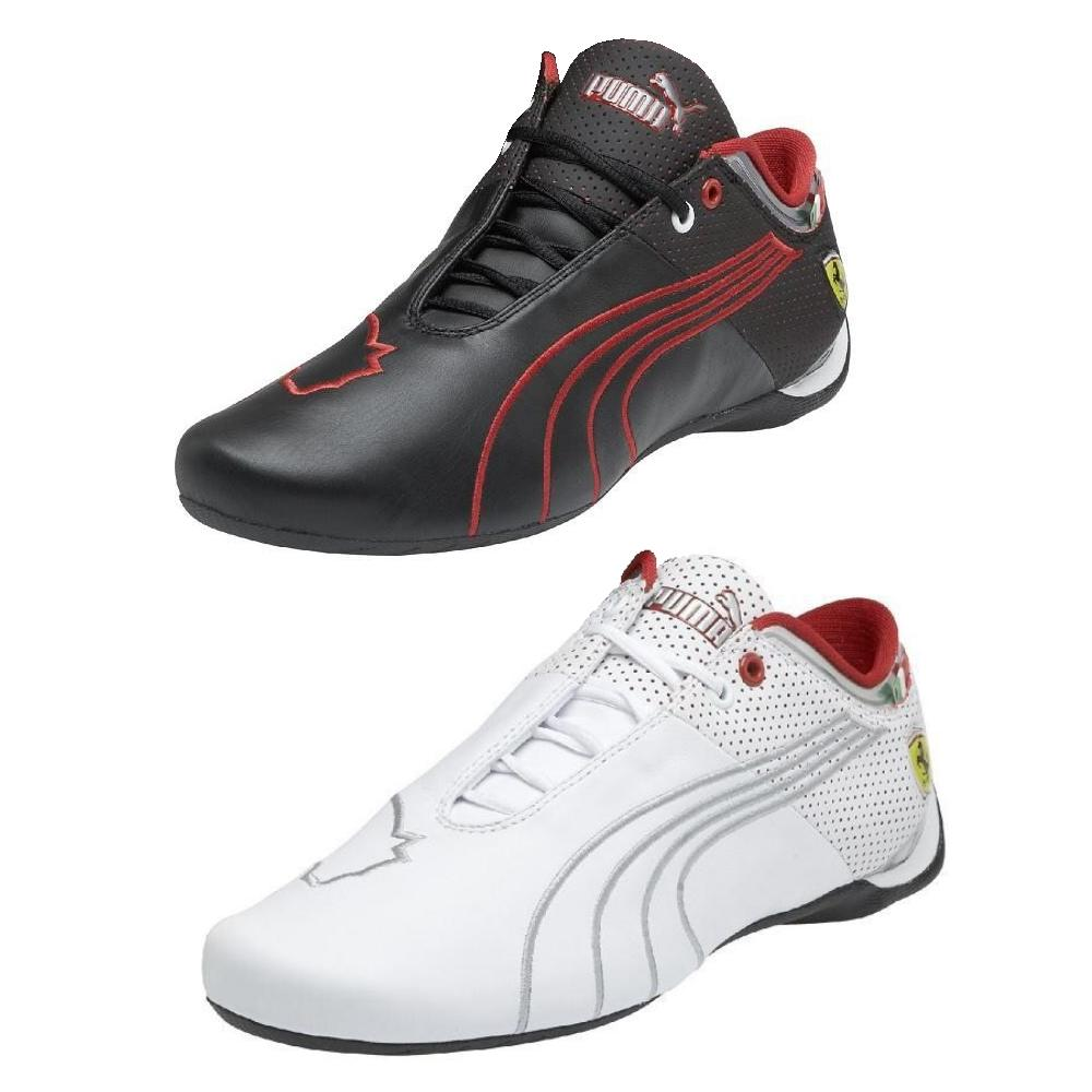 puma future cat m1 big sf ferrari schuhe sneaker leder. Black Bedroom Furniture Sets. Home Design Ideas