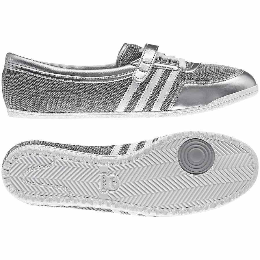 adidas concord round weiß silber