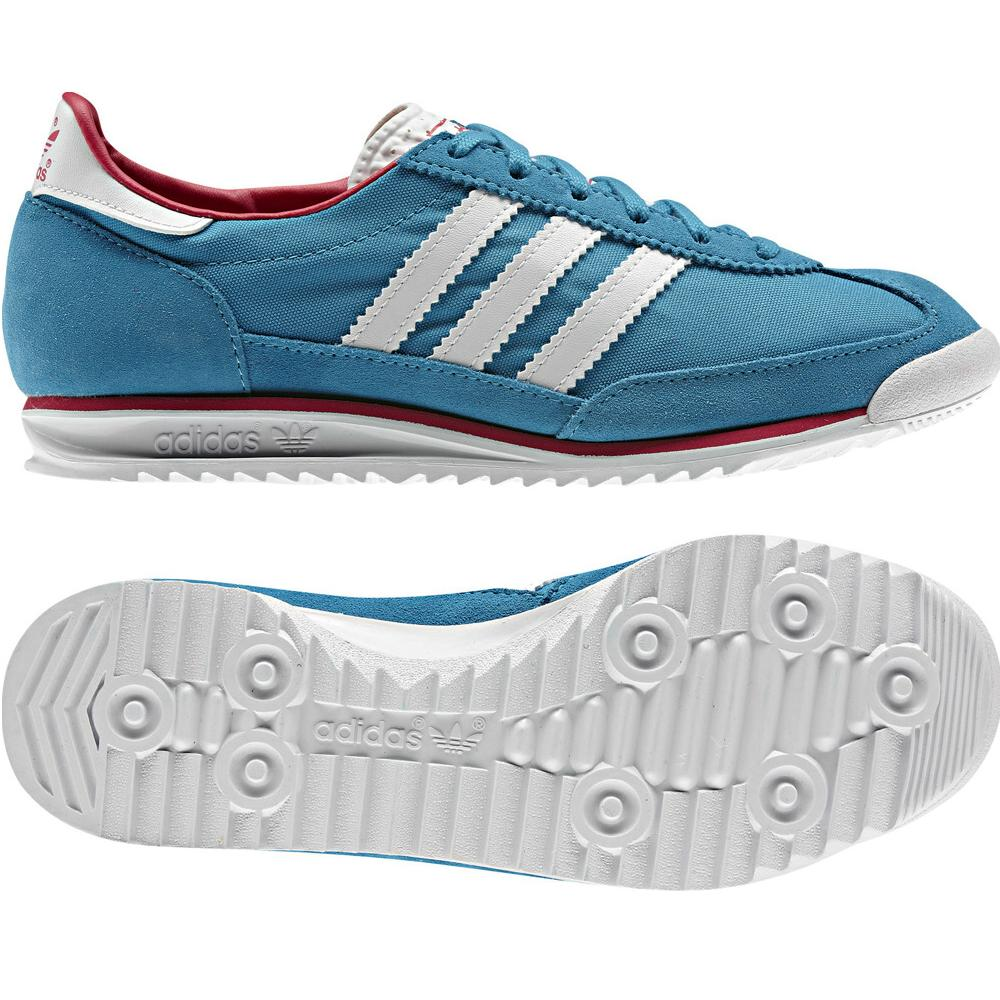 adidas originals sl 72 turquoise t rkis damen schuhe sneaker turnschuhe ebay. Black Bedroom Furniture Sets. Home Design Ideas