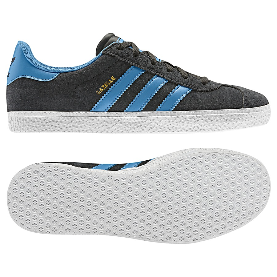 adidas originals gazelle og dunkelgrau damen schuhe. Black Bedroom Furniture Sets. Home Design Ideas