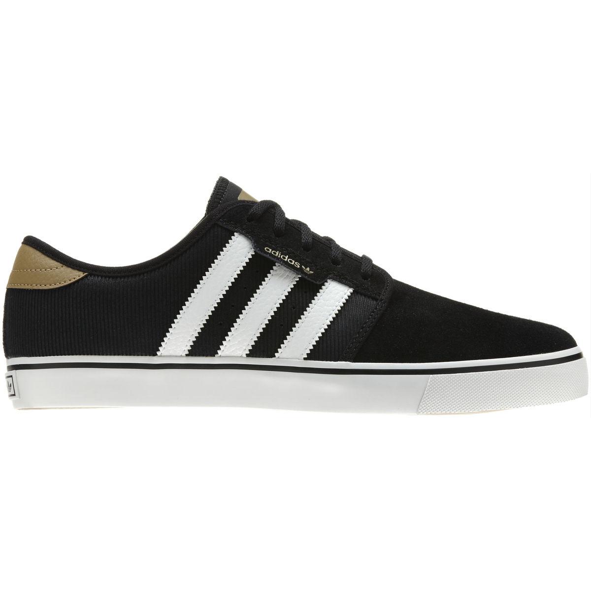 adidas action sports seeley schuhe turnschuhe sneaker herren schwarz ebay. Black Bedroom Furniture Sets. Home Design Ideas
