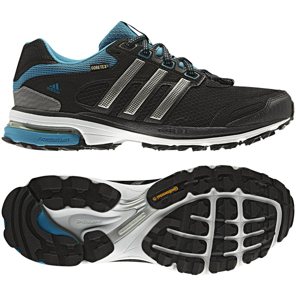 adidas supernova glide 5 w atr gore tex schwarz damen. Black Bedroom Furniture Sets. Home Design Ideas