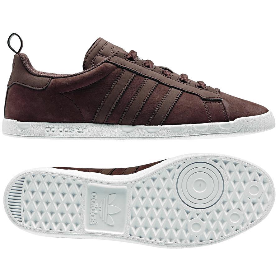 adidas originals round it low braun damen schuhe sneaker. Black Bedroom Furniture Sets. Home Design Ideas