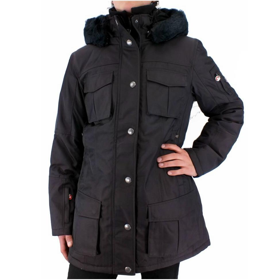 wellensteyn schneezauber damen winterjacke parka jacke diverse farben. Black Bedroom Furniture Sets. Home Design Ideas