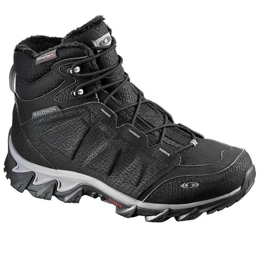 Salomon Elbrus WP Waterproof Shoes Boots Winter Snow ...