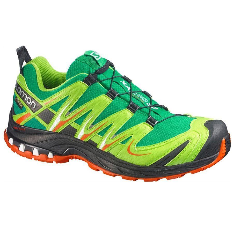 Salomon XA PRO 3D GTX Gore-Tex Hiking Shoes Trail Running