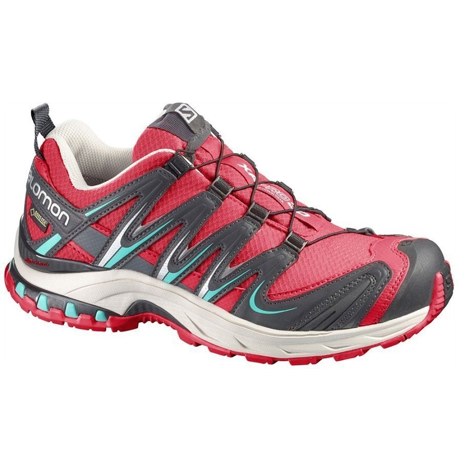 salomon xa pro 3d gtx gore tex women 39 s outdoor trail running trekking shoes ebay. Black Bedroom Furniture Sets. Home Design Ideas