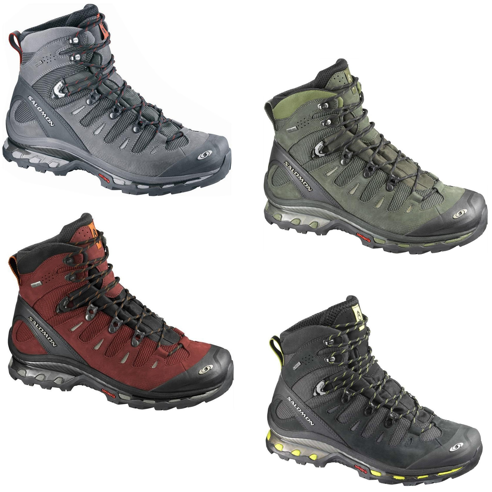 salomon quest 4d gtx gore tex men 39 s shoes boots hiking. Black Bedroom Furniture Sets. Home Design Ideas