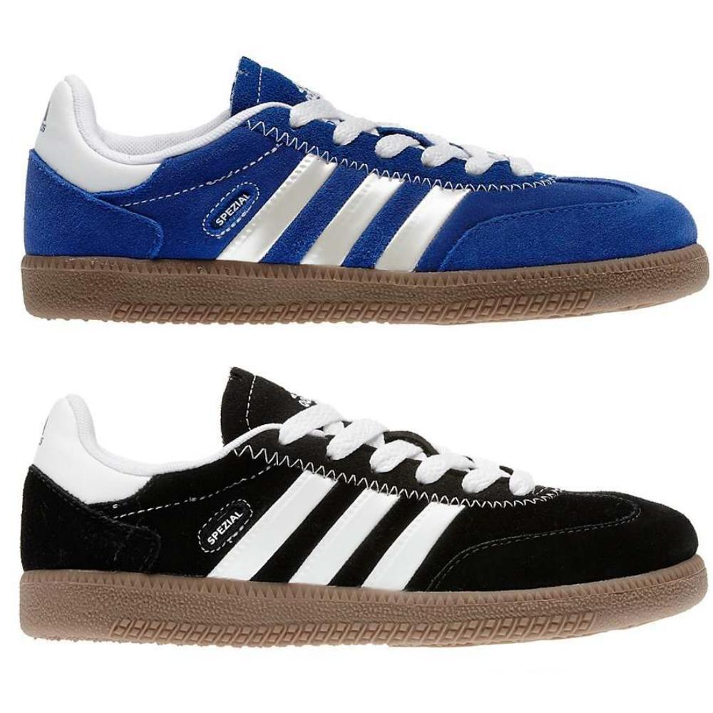 Adidas Spezial K Schuhe Sneaker Schwarz Blau Turnschuhe Sportschuhe | eBay