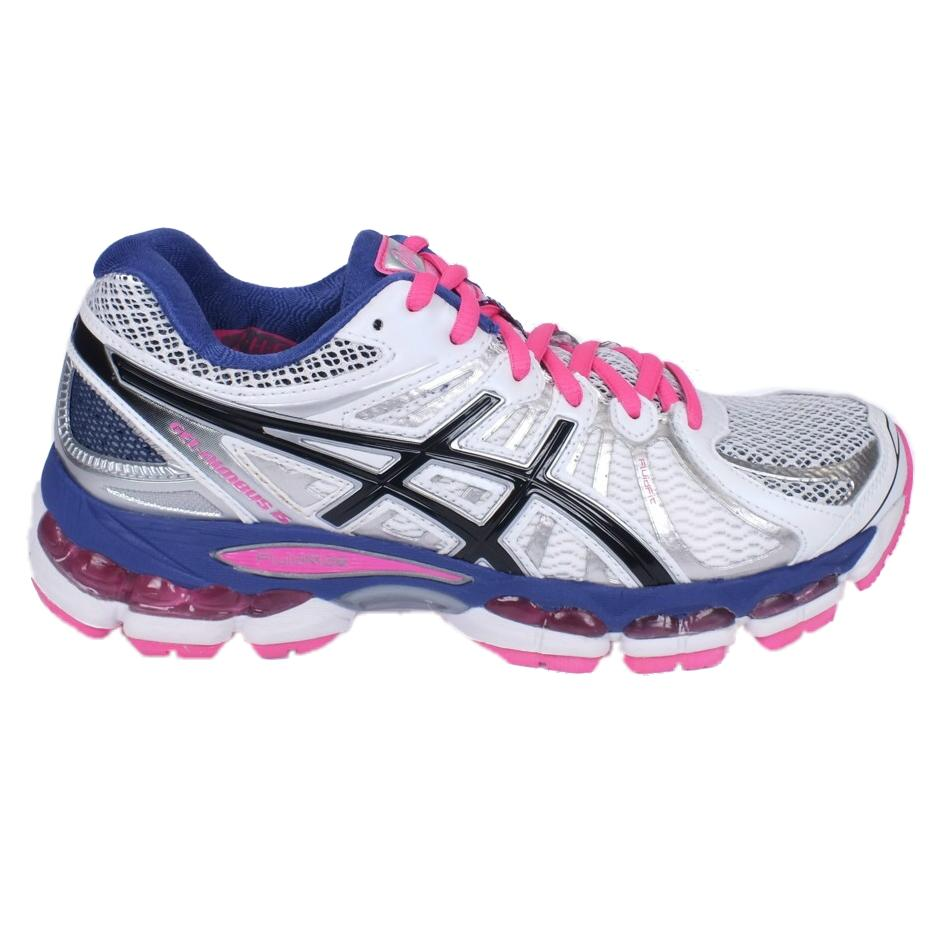 asics gel nimbus 15 damen schuhe laufschuhe sportschuhe. Black Bedroom Furniture Sets. Home Design Ideas