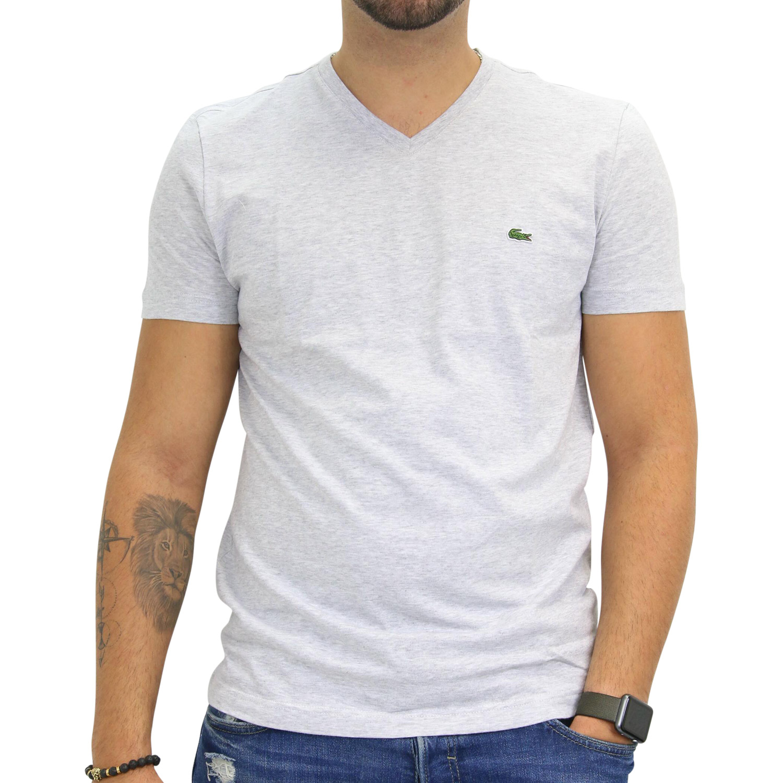lacoste t shirt tee shirt v neck men various colours. Black Bedroom Furniture Sets. Home Design Ideas
