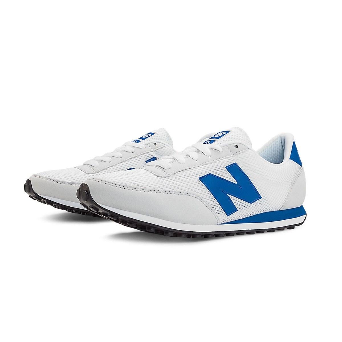 new balance u410 men 39 s sneaker trainers shoes microfiber ebay. Black Bedroom Furniture Sets. Home Design Ideas