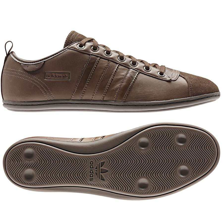 adidas originals plimsalao herren schuhe sneaker braun. Black Bedroom Furniture Sets. Home Design Ideas
