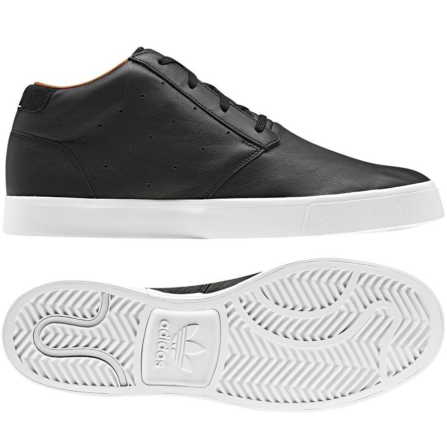 adidas originals foray mid cut schuhe sneaker schwarz ebay. Black Bedroom Furniture Sets. Home Design Ideas