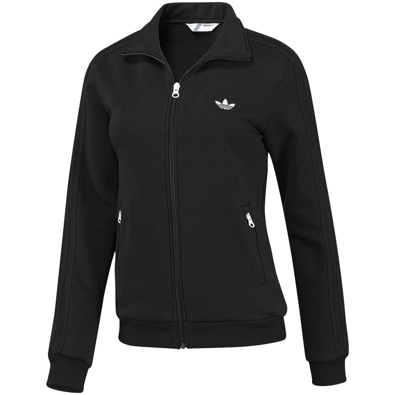 adidas casual firebird track top w schwarz damen jacke. Black Bedroom Furniture Sets. Home Design Ideas