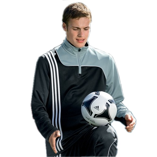 adidas sereno 11 training top pullover sportpullover herren kinder ebay. Black Bedroom Furniture Sets. Home Design Ideas