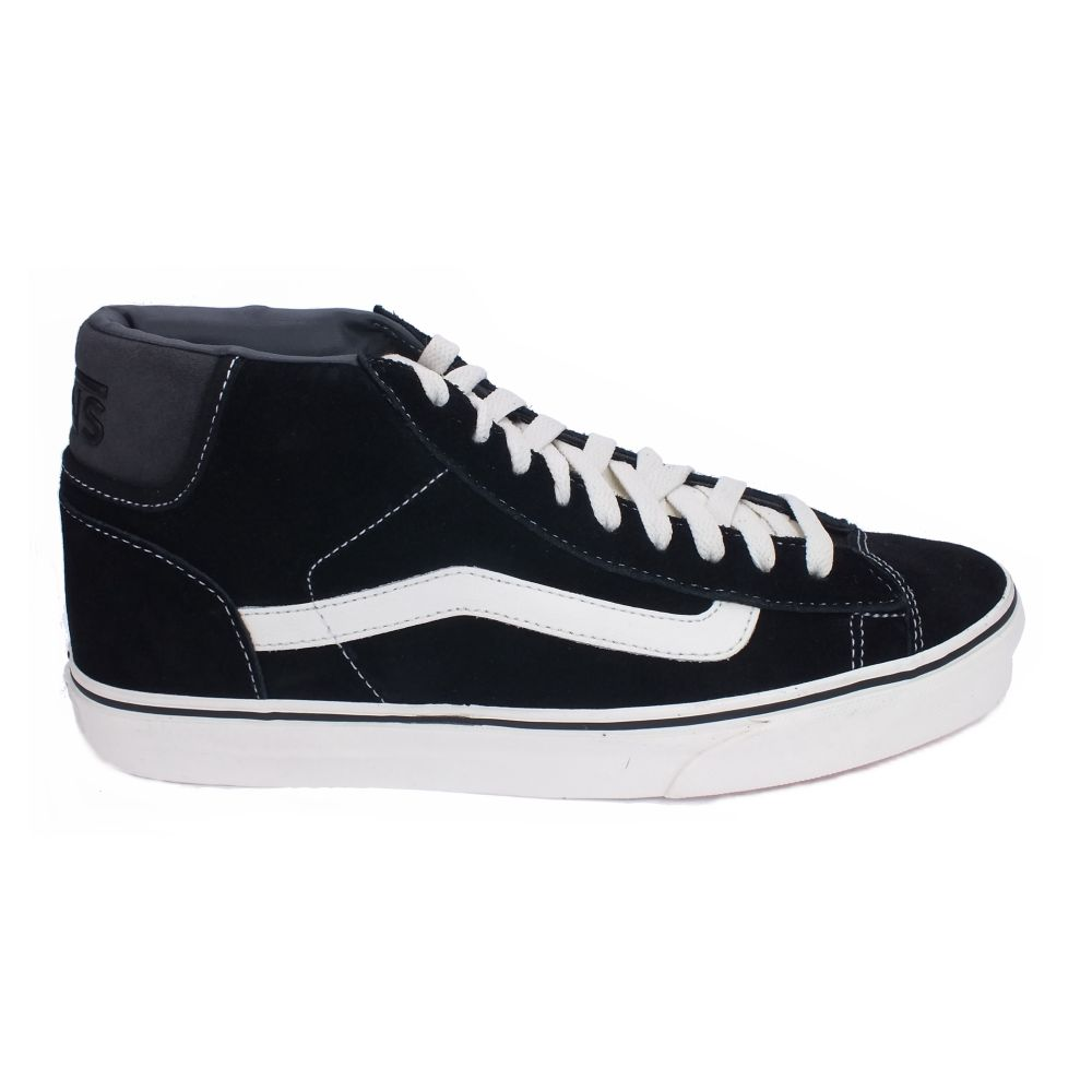 vans mid skool 77 schuhe sneaker herren high top wildleder ebay. Black Bedroom Furniture Sets. Home Design Ideas