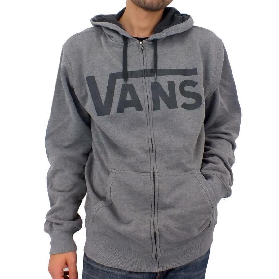 vans classic zip hoodie jacket kapuzenjacke sweatjacke