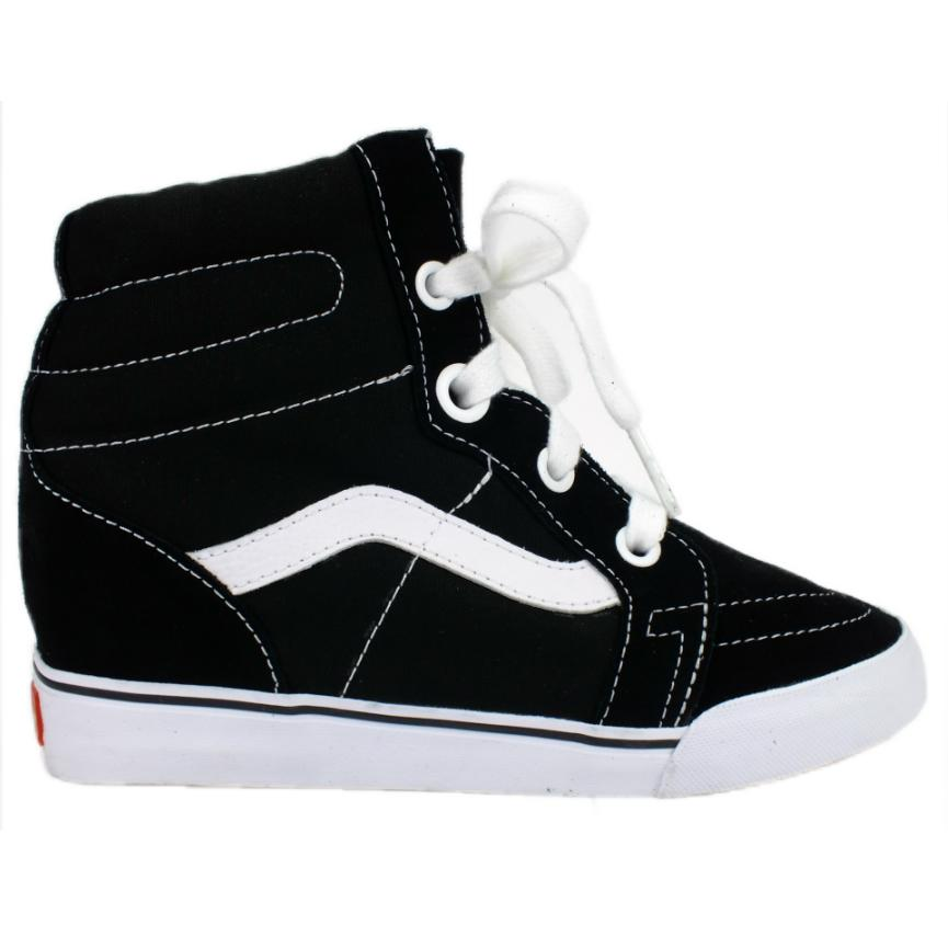 vans sk8 hi wedge diverse farben damen schuhe sneaker. Black Bedroom Furniture Sets. Home Design Ideas