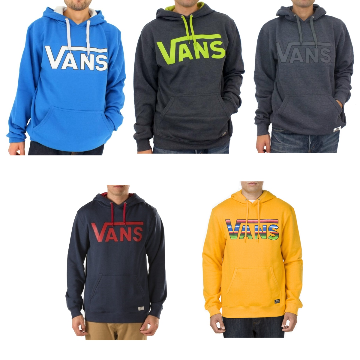 vans classic pullover herren kapuzenpullover sweatshirt hoody diverse farben ebay. Black Bedroom Furniture Sets. Home Design Ideas
