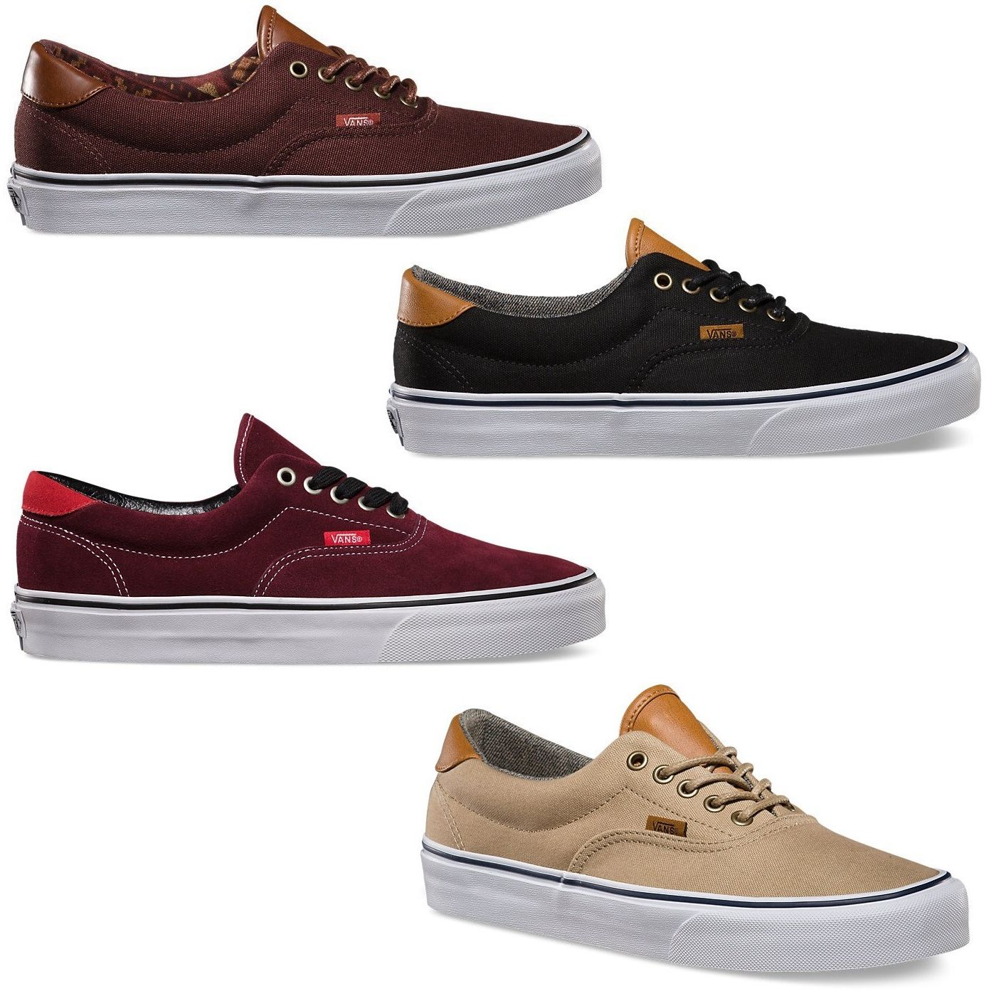 vans era 59 schuhe sneaker herren diverse farben ebay. Black Bedroom Furniture Sets. Home Design Ideas