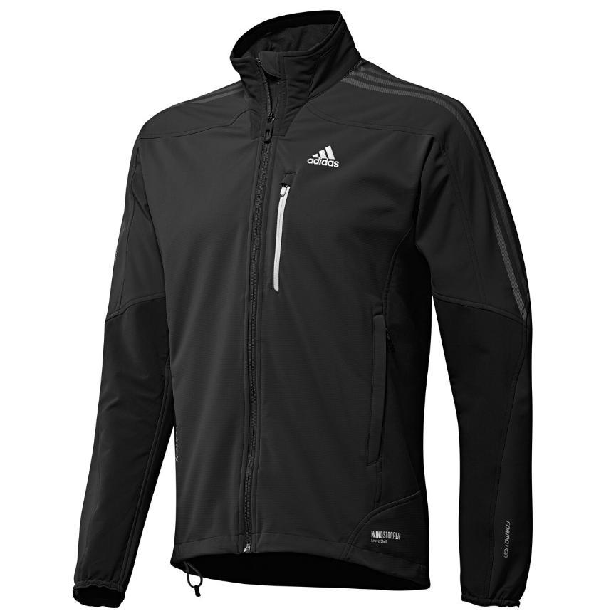 adidas tx hybrid softshell jacket soft shell jacke schwarz herren ebay. Black Bedroom Furniture Sets. Home Design Ideas