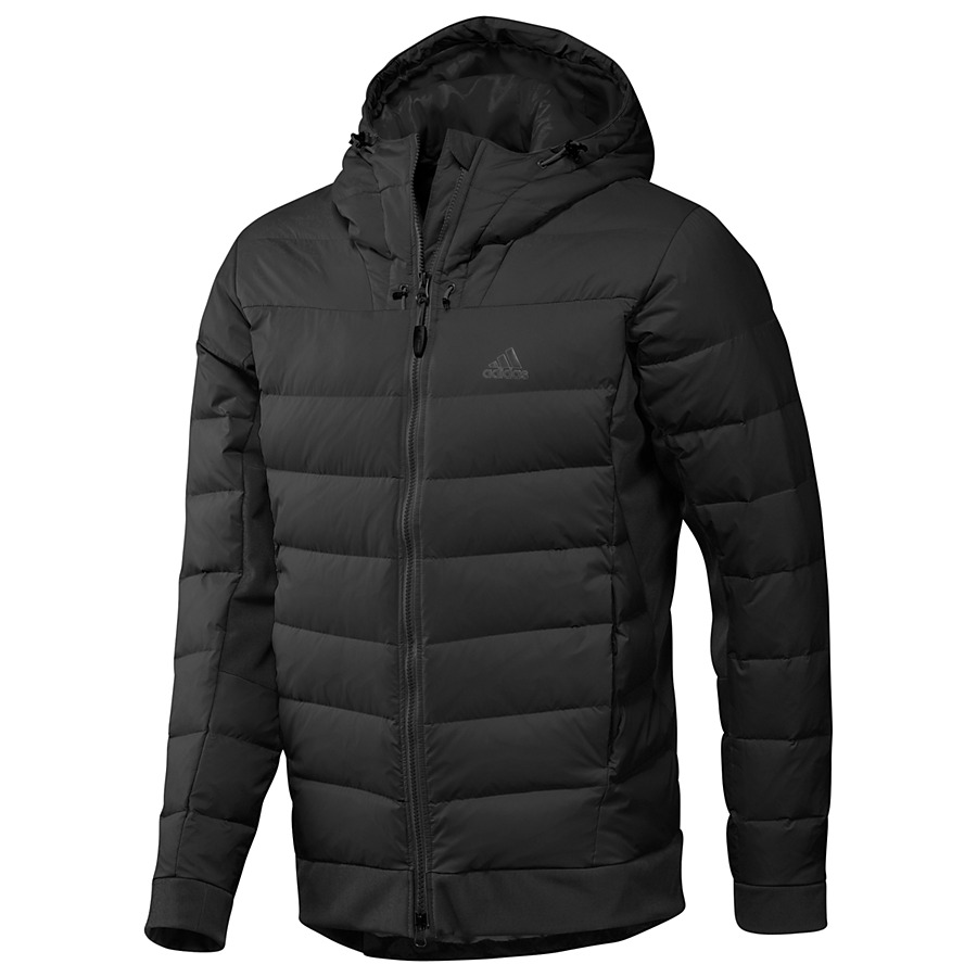 adidas ht hybrid down hoody hiking herren daunenjacke. Black Bedroom Furniture Sets. Home Design Ideas