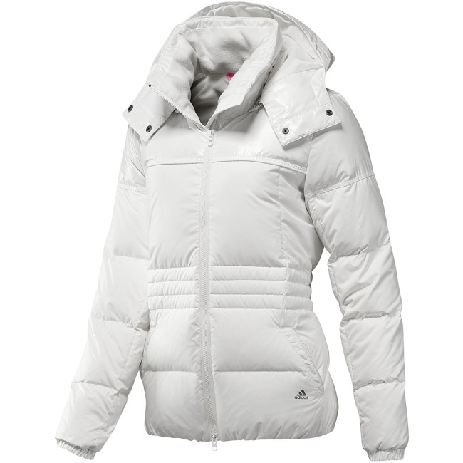 adidas classic down jacket damen daunenjacke winterjacke. Black Bedroom Furniture Sets. Home Design Ideas