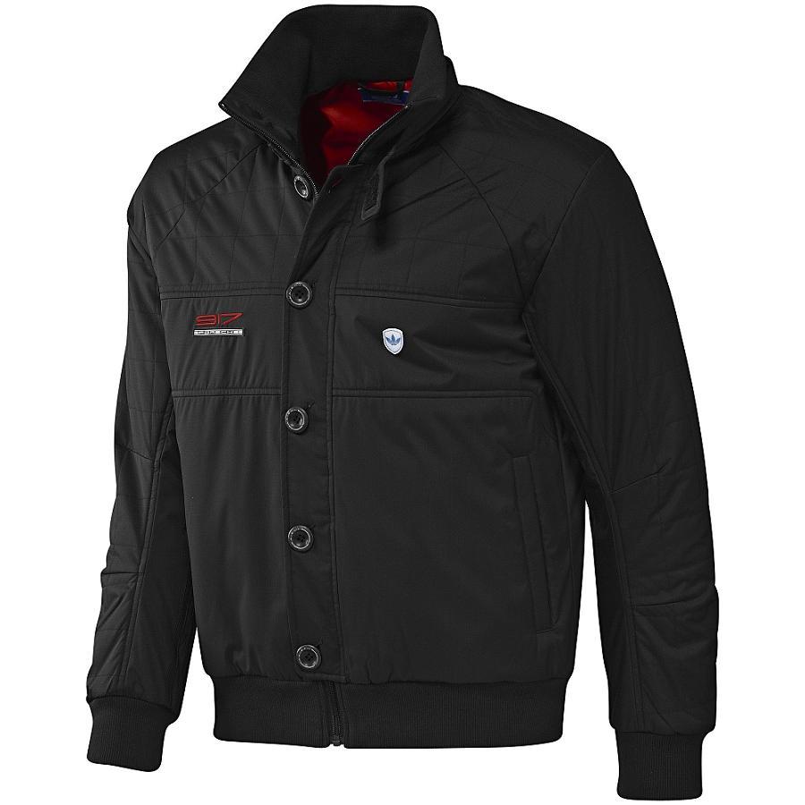 adidas originals porsche 917 jacket schwarz herren winterjacke. Black Bedroom Furniture Sets. Home Design Ideas