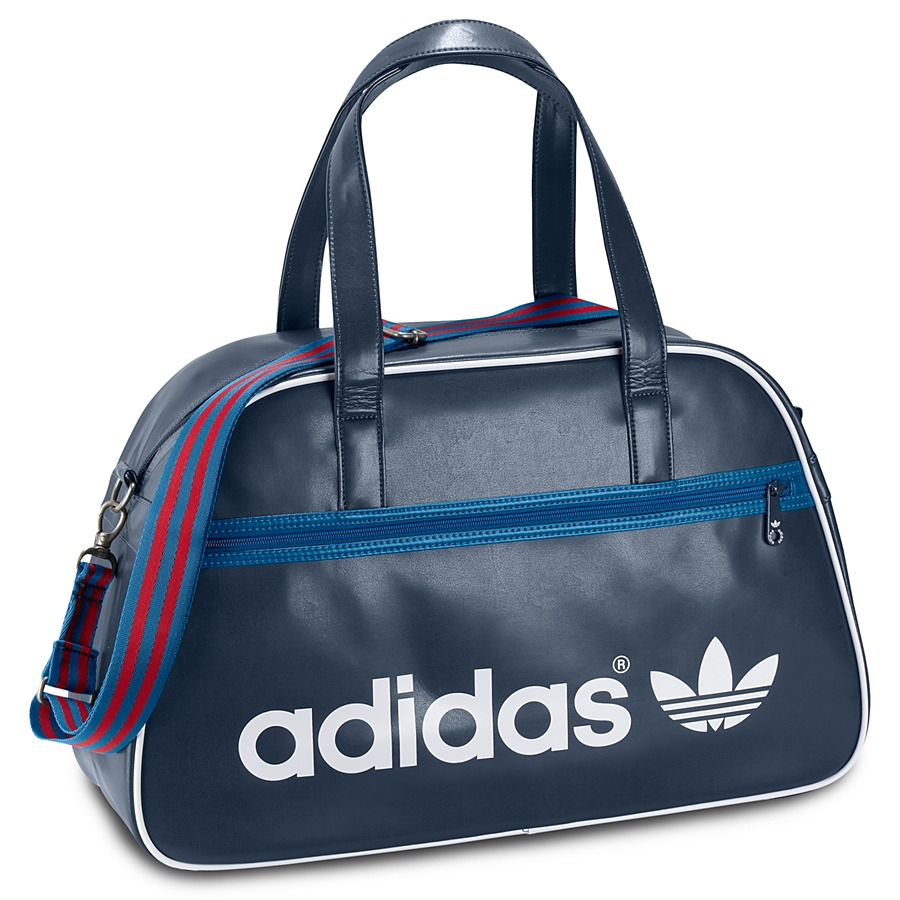 adidas originals adicolor holdall bag tasche blau sporttasche ebay. Black Bedroom Furniture Sets. Home Design Ideas