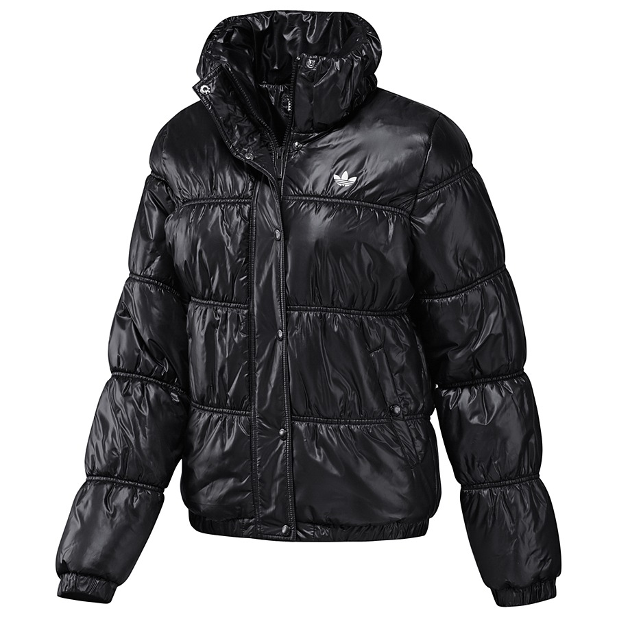 adidas originals padded jacket damen winterjacke jacke. Black Bedroom Furniture Sets. Home Design Ideas
