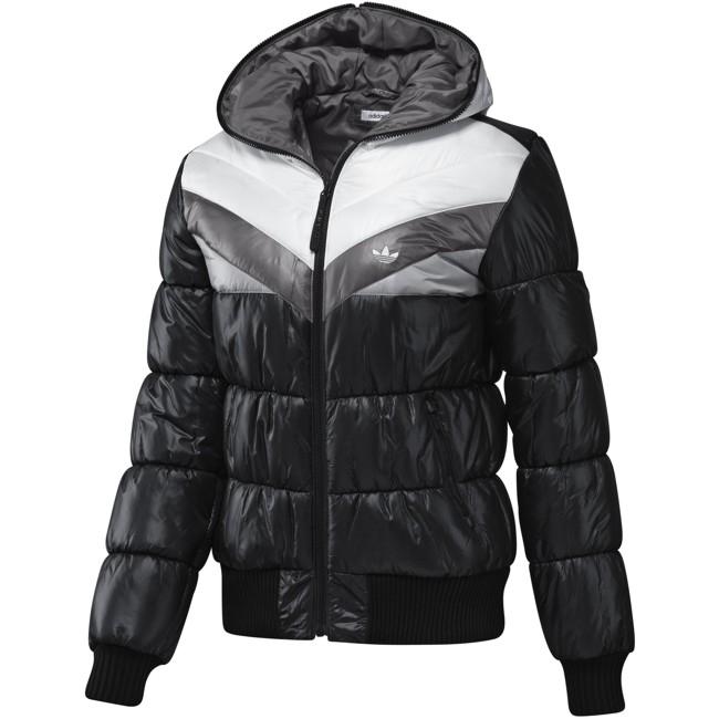 adidas originals colorado padded winter jacket damen. Black Bedroom Furniture Sets. Home Design Ideas