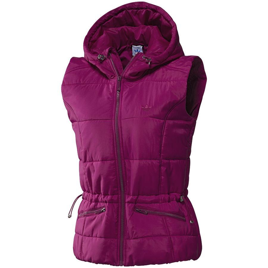 adidas originals padded vest damen winter weste ebay. Black Bedroom Furniture Sets. Home Design Ideas