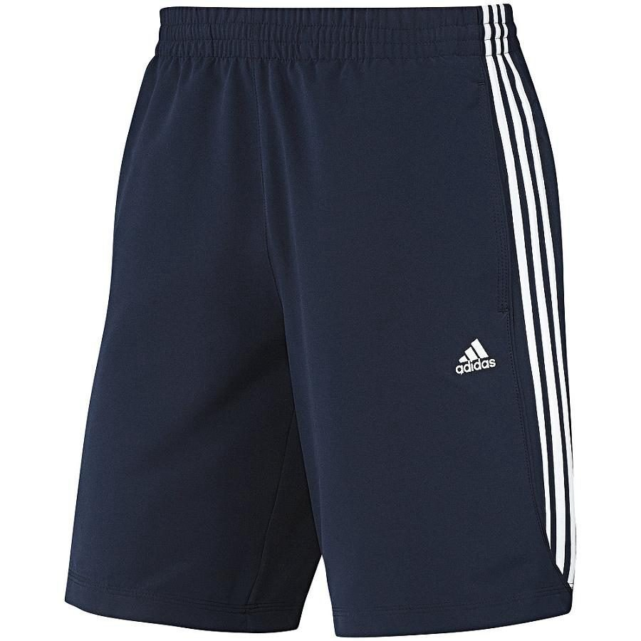 adidas essentials 3 stripes chelsea shorts hosen sporthose. Black Bedroom Furniture Sets. Home Design Ideas