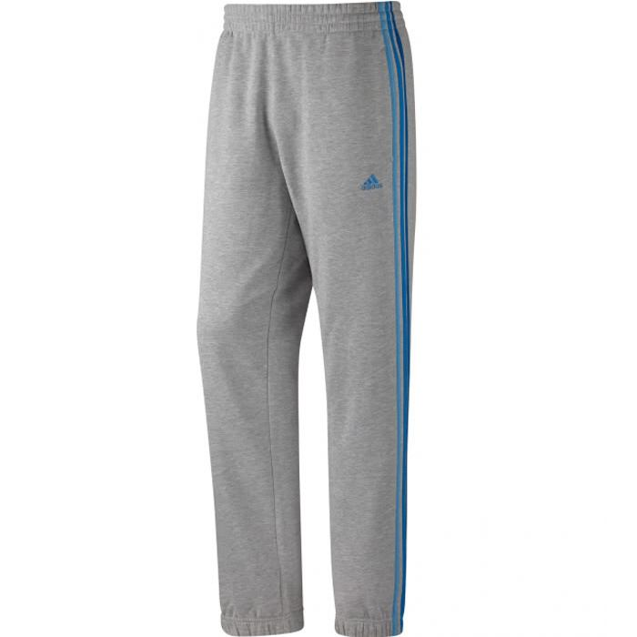 adidas ess 3s sweat pant ch grau herren hose sporthose. Black Bedroom Furniture Sets. Home Design Ideas