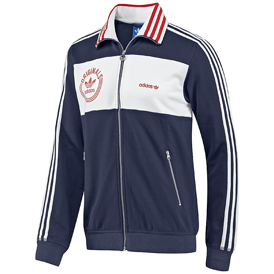 adidas originals beckenbauer tt track top jacke. Black Bedroom Furniture Sets. Home Design Ideas