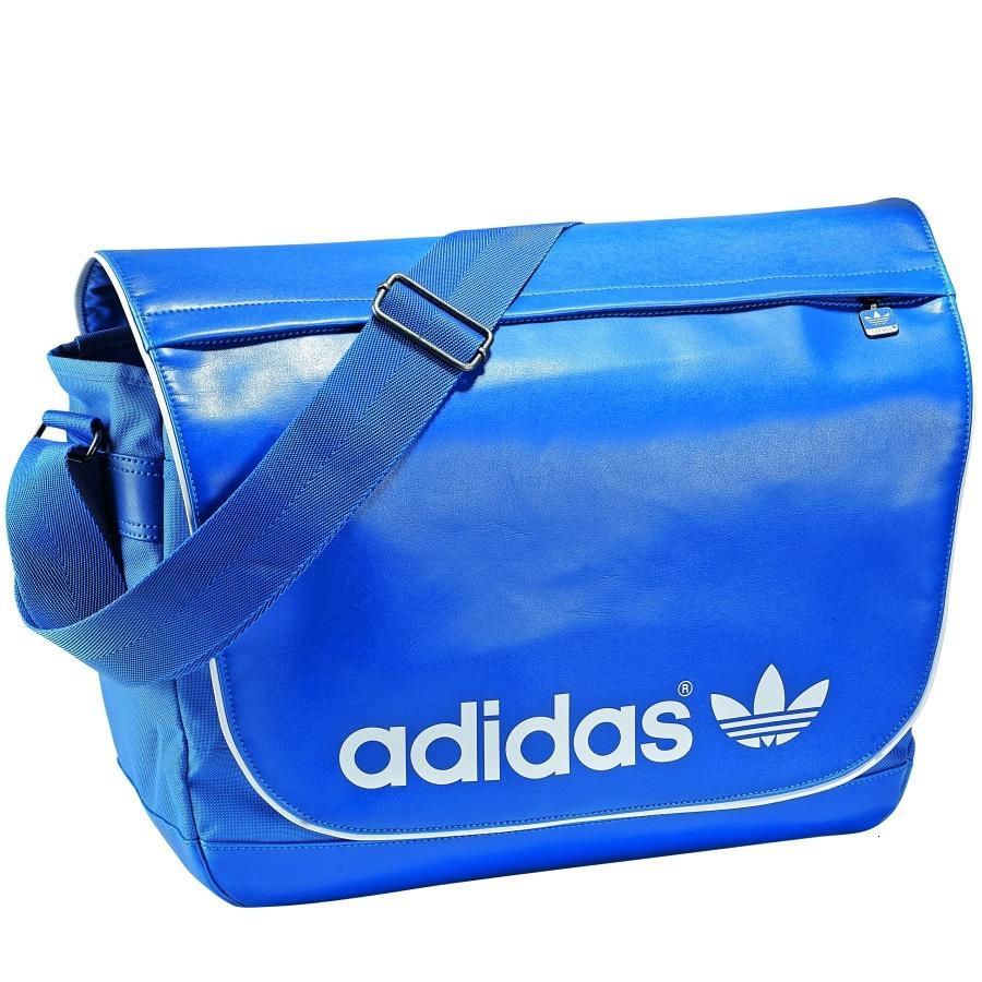 Adidas Adicolor Messenger Bluebird
